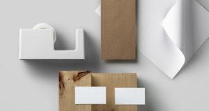 Blueprint of Stationery Set