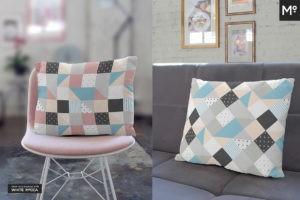 Blueprint of a  Pillowcase Design