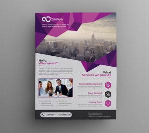 Business Flyer Blueprint