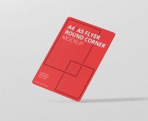 Flyer Blueprint - A4 and A5