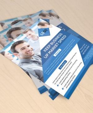 Flyer Blueprint