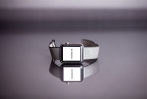 Reflective Watch Mockup