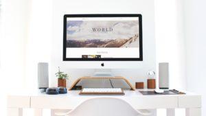 Mockup for Workplace Desktop