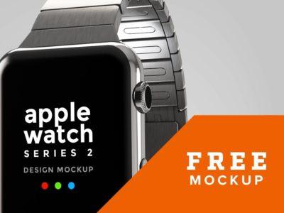 Astonishing Watch Mockup