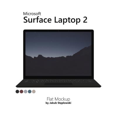 Stylish Macbook Mockup