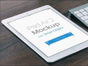 Free iPad Mockup