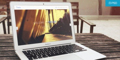 Alluring Macbook Mockup