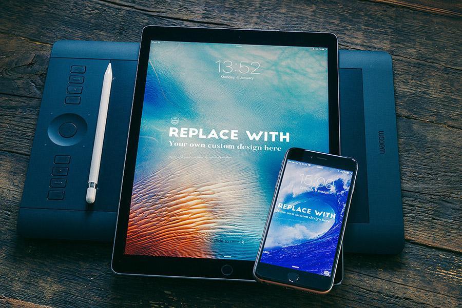 Stunning Tablet Mockup