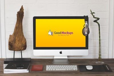 Amusing Desktop Mockup