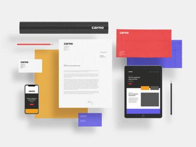 Brand Presentation Mockup