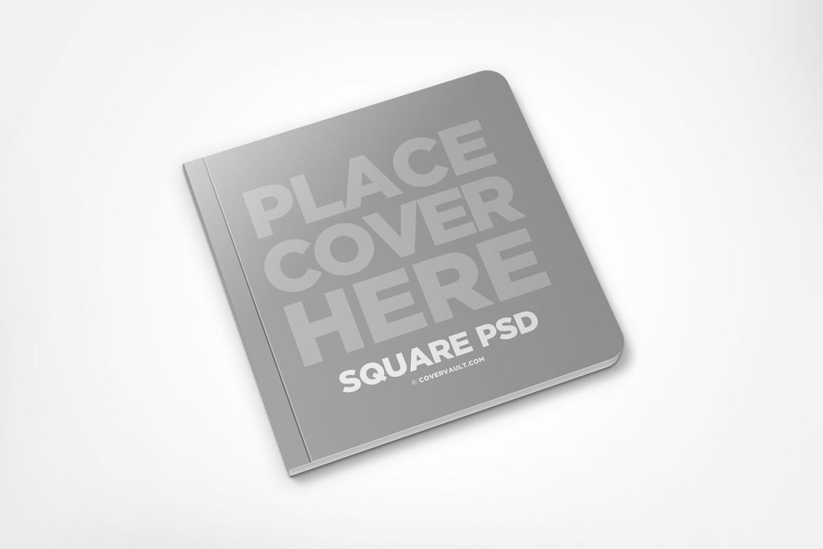 Kid's Square Book Cover