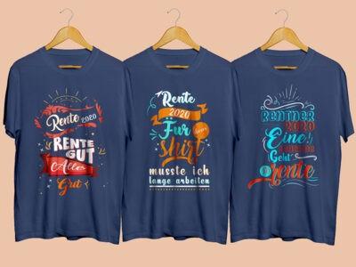 Funky T-shirt Mockup