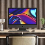 Free Apple iMac Pro PSD Mockup