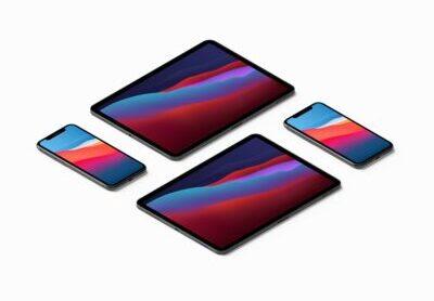 Free iphone 11 pro max and ipad pro mockup