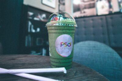 Plastic Cup PSD Mockup