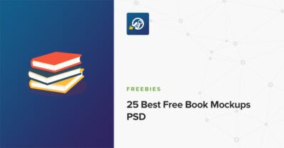 Free 25 top study books mockup