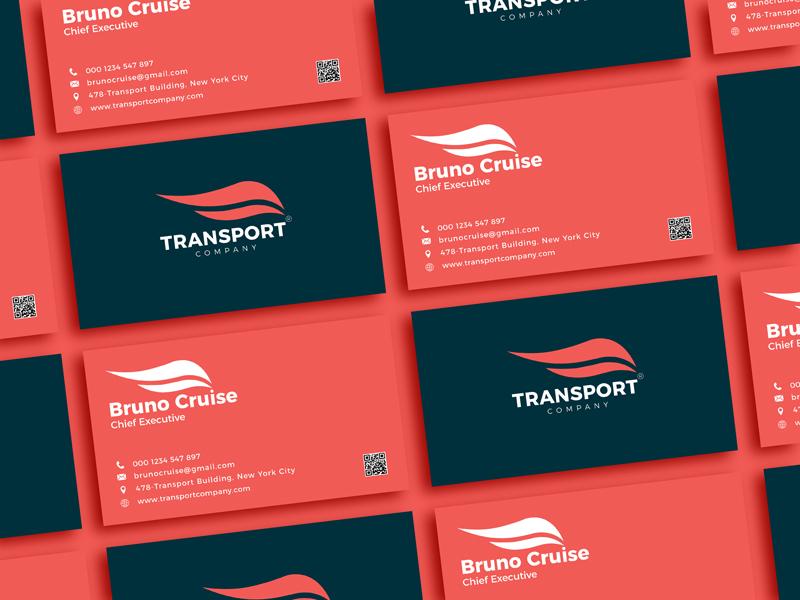 Original Business Card PSD Mockup