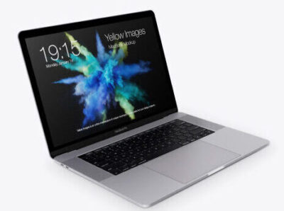 "MacBook Pro 15"" PSD Mockup"