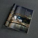 Free Photo Magazine PSD Mockup