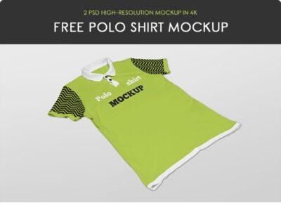 Designing T-Shirt 4K Mockup