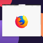 Free Firefox Browser PSD Mockup Template